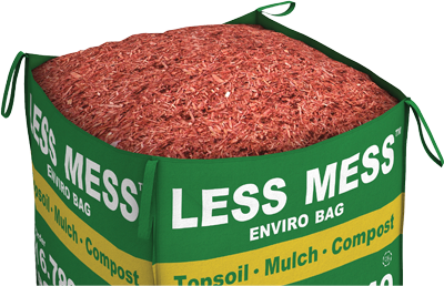 LessMess™ Delivery - Mulch
